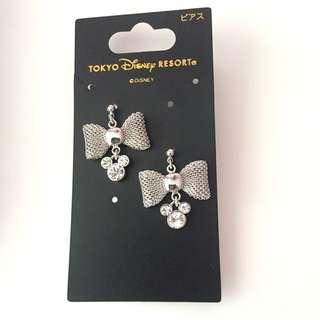 Tokyo Disneyland earrings