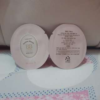 Etude House 'Precious Mineral' BB Cream Blooming Fit (In Sachet)