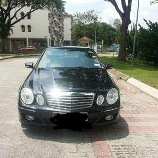 Mercedes-Benz E200 (A)