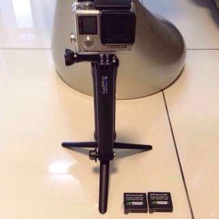 [For Rent] GoPro Hero 4 Silver