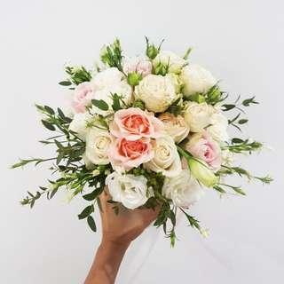 Fresh Flower Vase  (Pastel)