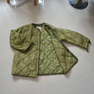 Vintage US Army M65 Parka(長版)liner jacket