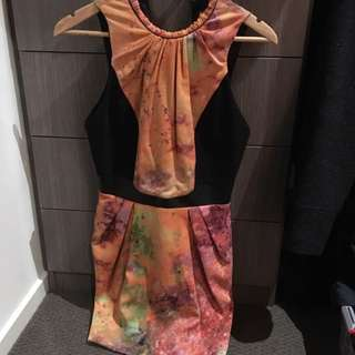 Price Reduced - Manning Cartell Size 8 Dress