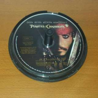 Collector's Edition Pirates Of The Caribbean The Curse Of The Black Pearl 2 Disc DVD
