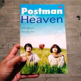 Postman to Heaven (komik, buku bekas, ori)