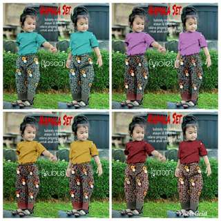 SET NIRMALA KIDS