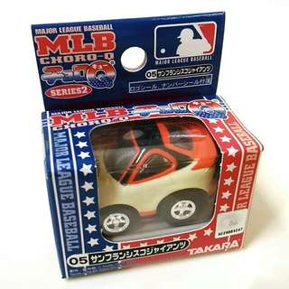 全新Takara x MLB Choro-Q no.05