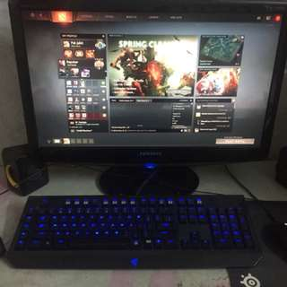 Gaming and Rendering PC with GTX 970 4GB