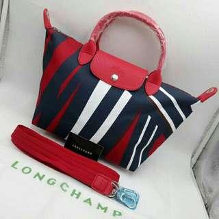 Longchamp Stripe Design