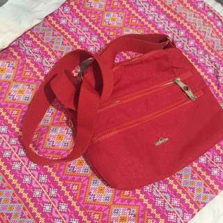 Kipling RED body bag