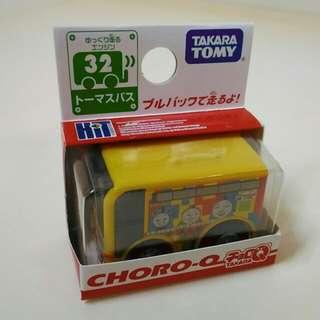 全新Takara x Thomas Choro-Q Bus