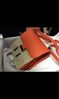 Hermes Constance 24 bag 8V colour