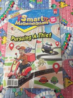 Smart Mathematicians(upper primary)