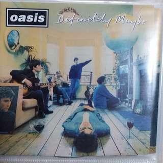 Oasis Definately maybe