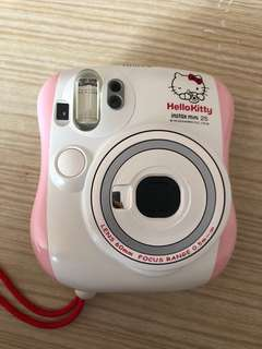 Instax Mini 25 - Hello kitty limited edition