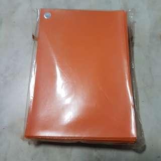 Card Protector x50 (6.2cm x 9.1cm)