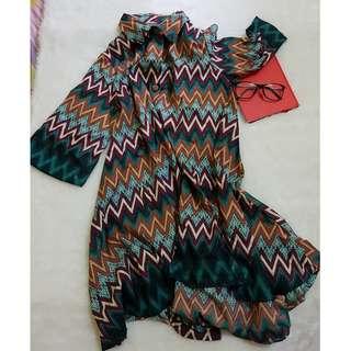 Tribal dress shirt