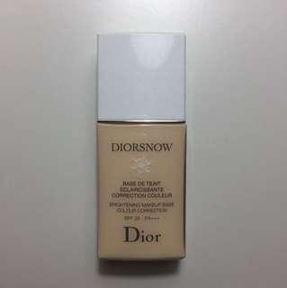 Christian Dior - Diorsnow Brightening Makeup Base (authentic)