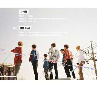 [PO] GOT7 - Eyes On You mini album