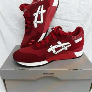 Asics Red Bandana