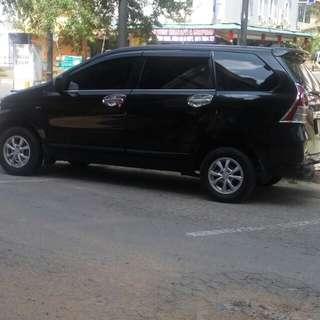 Rental Mobil + driver