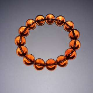 """虎珀"" Crystal Bracelet #1"