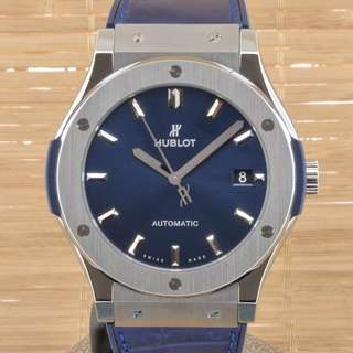 WTB - Hublot Classic Titanium or Rolex Yachtmaster / Milgauss