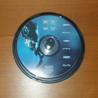 Special Edition Aliens DVD