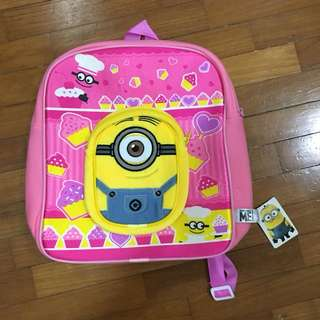 Brand new MINION Backpack