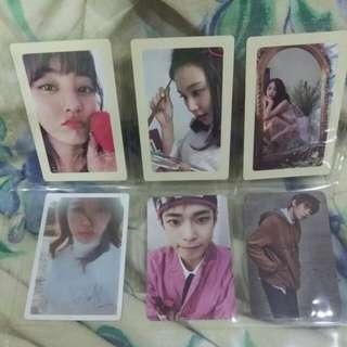 WTS/WTT Official Photocards (Twice, JBJ, NCT 127) #Bajet20