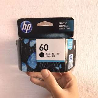 HP Black Ink Catridge