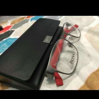 Hugo Boss eyeglasses