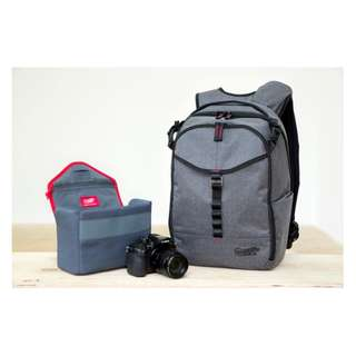 Wolffepack Capture camera backpack (award winning orbital backpack)