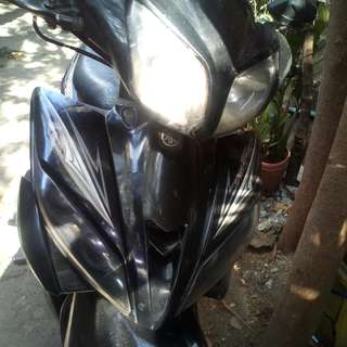 Yamaha Vega Force 2012