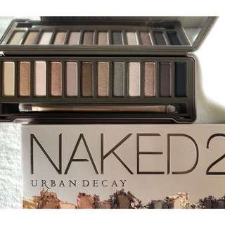 (New) Urban Decay Naked2 Eyeshadow Palette