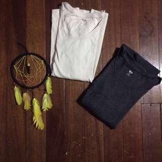 ‼️Bundle Sale‼️ 2 Uniqlo Long Sleeves