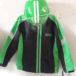 Jaket 1 helm 1