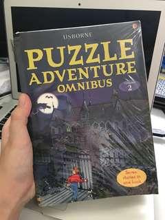 Puzzle Adventure Omnibus (VOL 2)
