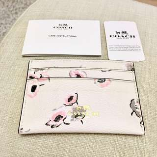 Coach Card Holder New Authentic