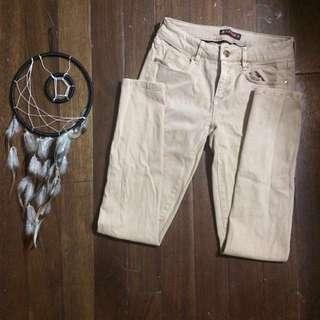 Light Brown Just Fab Pants