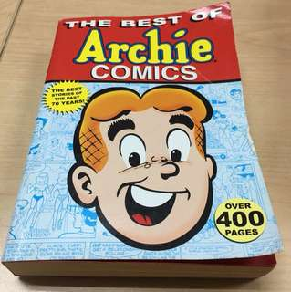 The Best of Archie Comic (Over 400 pages)