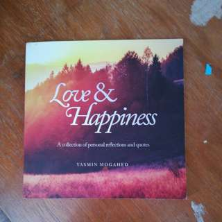 Yasmin Mogahed Love & Happiness