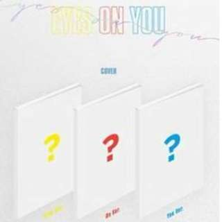 GOT7 MINI ALBUM- EYES ON YOU