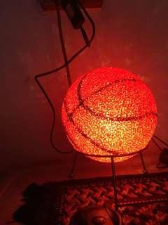 lampu basket kece