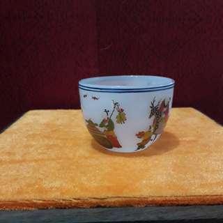Vintage Jade Cup #6