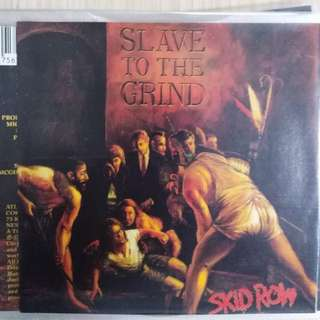 Skid Row, Slave to the grind