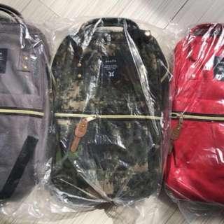 Anello Backpack kipling back/sling bag