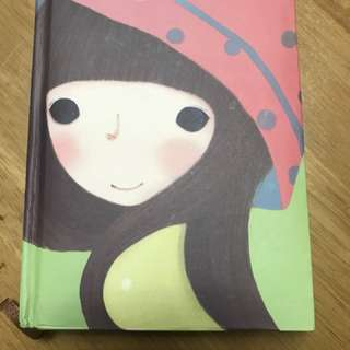 Stationery Notebook (Repriced)