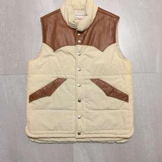 Double dog vest vintage