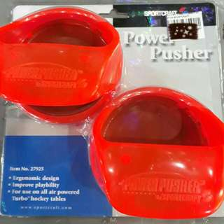 POWER PUSHER AIR HOCKEY ACCESSORIES